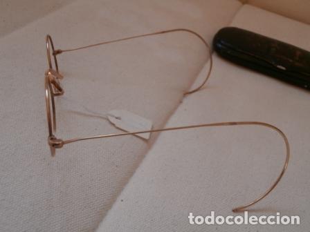 Antigüedades: Gafas con su caja. - Foto 3 - 74111075