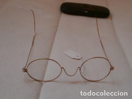 Antigüedades: Gafas con su caja. - Foto 4 - 74111075