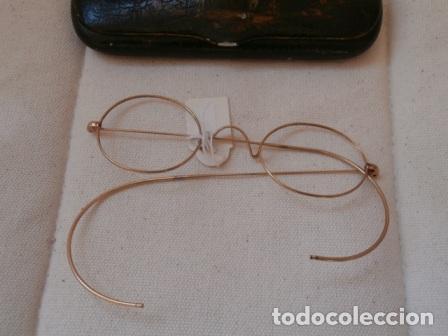 Antigüedades: Gafas con su caja. - Foto 6 - 74111075