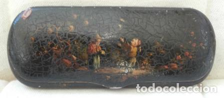 Antigüedades: Gafas con su caja. - Foto 10 - 74111075