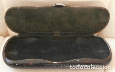 Antigüedades: Gafas con su caja. - Foto 11 - 74111075