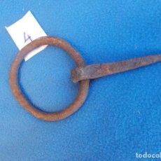 Antiguidades: ANTIGUA ARGOLLA ( A - 4 ). Lote 146767154