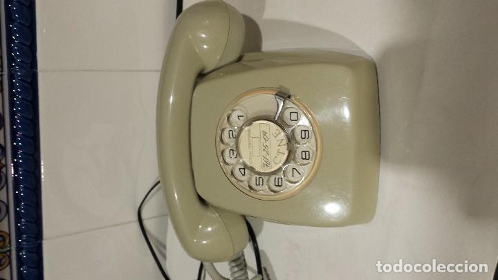Teléfonos: Telefono de rueda Heraldo Citesa Malaga - Foto 6 - 111386867