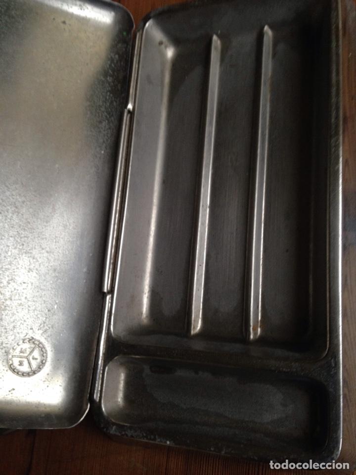 Antigüedades: Caja de instrumental medico - Foto 2 - 111509863