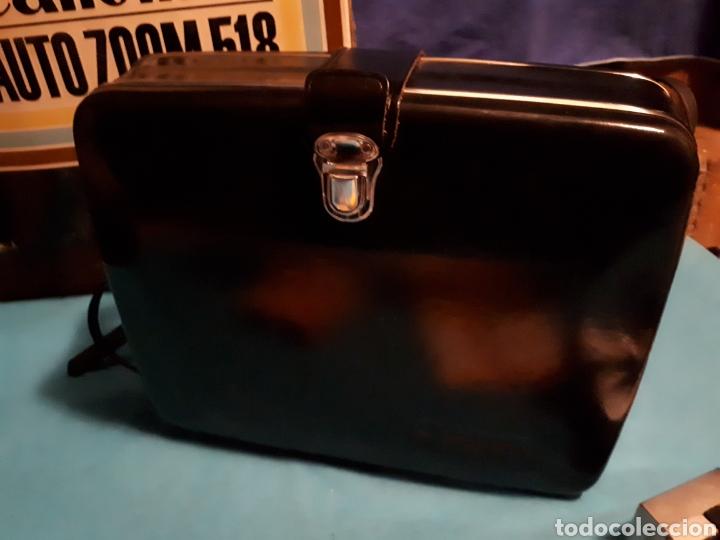 Antigüedades: CAMARA VIDEO CANON SUPER 8 AUTO ZOOM 518 - Foto 6 - 246948975