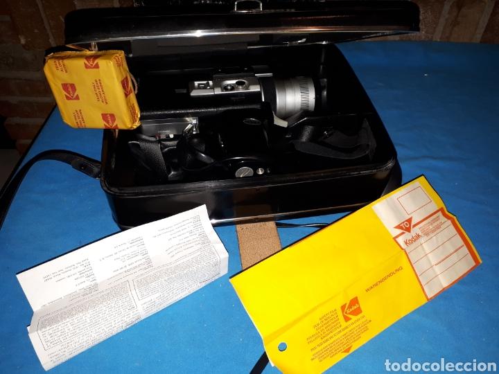 Antigüedades: CAMARA VIDEO CANON SUPER 8 AUTO ZOOM 518 - Foto 8 - 246948975