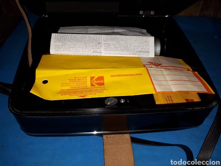 Antigüedades: CAMARA VIDEO CANON SUPER 8 AUTO ZOOM 518 - Foto 9 - 246948975