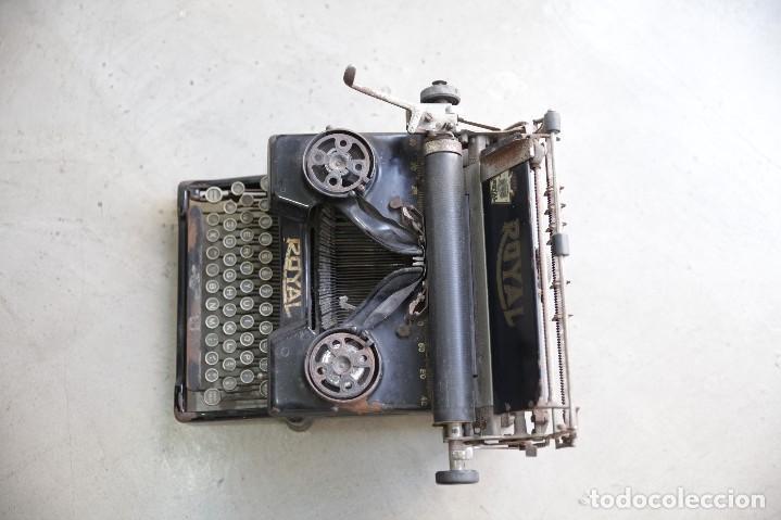 Antigüedades: Maquina de escribir Royal 10 - Foto 2 - 111609567