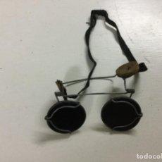 Antigüedades: GAFAS DE SOLDADOR. Lote 111711407