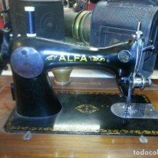 Antigüedades - Máquina de coser Alfa - 111723787