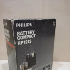 Antigüedades: MAQUINA ELECTRICA DE AFEITAR - PHILIPS PHILISHAVE HP1214. Lote 111753047