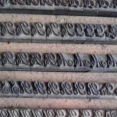 Antigüedades: CAJA LETRAS DE PLOMO IMPRENTA. INGLESAS (ISABELINA), CUERPO 20. Lote 111770975
