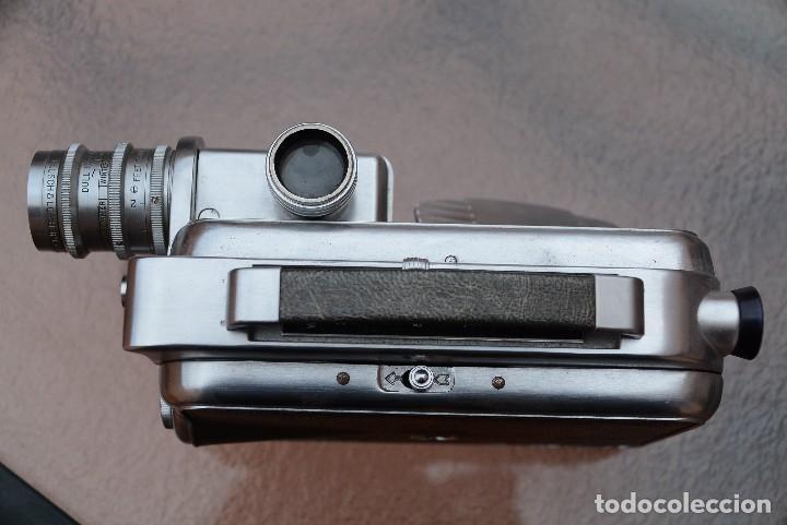 Antigüedades: Cinecamara 16 mm, doble 8.Visor y lente especial. - Foto 6 - 111779699