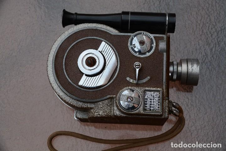 Antigüedades: cinecamara muy especial Reveré. - Foto 3 - 111779867