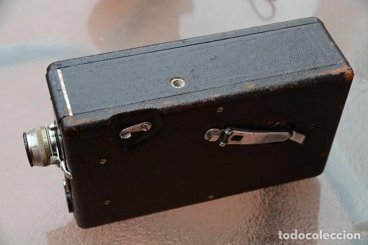 Antigüedades: cinecámara 16 mm KODAk.primeros modelos. - Foto 4 - 111780031