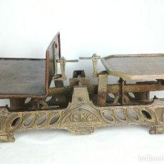 Antigüedades: BALANZA DE PESAS. . Lote 111810867