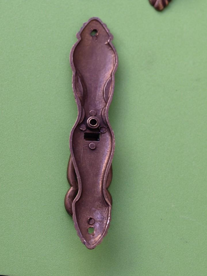 Antigüedades: LOTE 6 TIRADORES (Leed descripción) - Foto 2 - 130275234