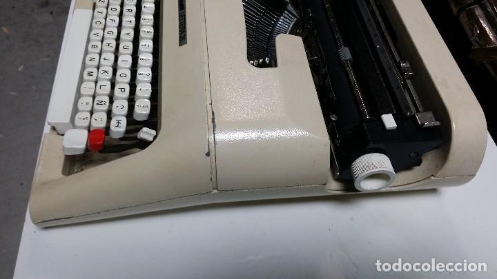 Antigüedades: lettera 35 con maletin original - Foto 3 - 111928347