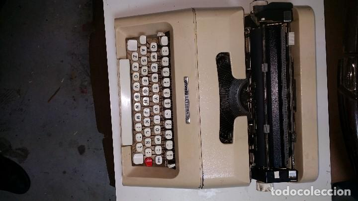 Antigüedades: lettera 35 con maletin original - Foto 5 - 111928347