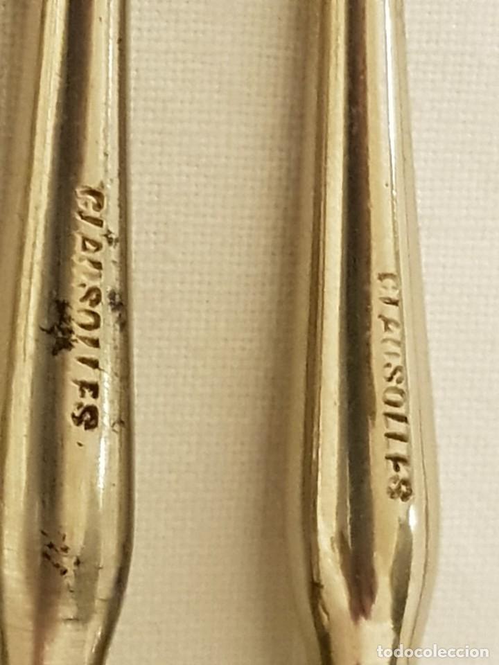 Antigüedades: 3 instrumentos médicos antiguos. 2 marca Clausolles. Principios siglo XX - Foto 4 - 111928623
