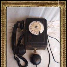 Teléfonos: ANTIGUO TELÉFONO / DUNYACH & LECLERT / PARIS 1924 / BCI COMBINADO COLECCIÓN. Lote 112009423