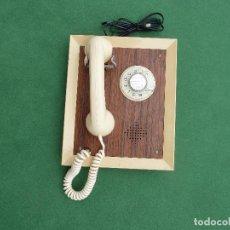 Teléfonos: ANTIGUO TELÉFONO DE PARED EMPOTRADO DE TELEFÓNICA. Lote 112053395
