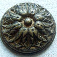 Antigüedades: ANTIGUO ADORNO DE BRONCE. Lote 112119411
