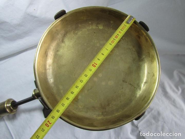 Antigüedades: Antigua balanza de marca FAMI. Funciona perfectamente - Foto 19 - 112124163