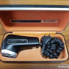 Antigüedades: MAQUINILLA PHILIPS EXCLUSIVE HP 1121 PHILIPSHAVE. Lote 145627388