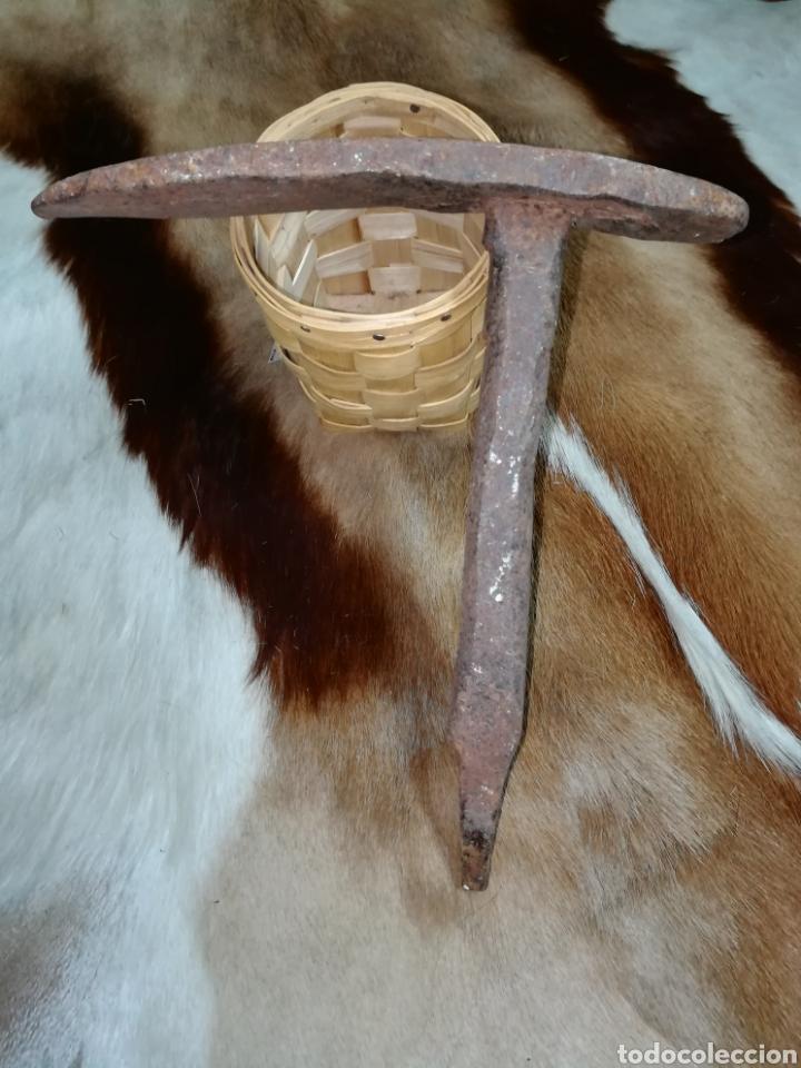 Antigüedades: Yunque herramienta de zapatero - Foto 5 - 112280412