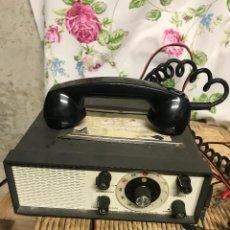 Teléfonos: TELEFONO ANTIGUO PIEZA UNICA ZONA PORTUARIA. Lote 112290251