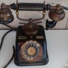Teléfonos: ANTIGUO TELÉFONO. Lote 112300235
