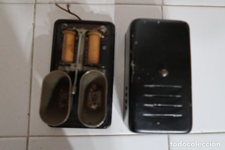 TIMBRE EXTERNO MUY ANTIGUO ALEMÁN PARA TELÉFONO W38 (Antigüedades - Técnicas - Teléfonos Antiguos)
