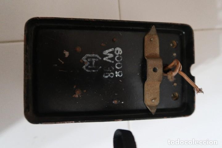 Teléfonos: Timbre externo muy antiguo alemán para teléfono W38 - Foto 3 - 112321219