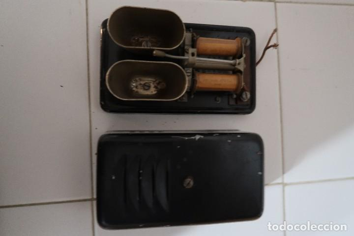 Teléfonos: Timbre externo muy antiguo alemán para teléfono W38 - Foto 4 - 112321219