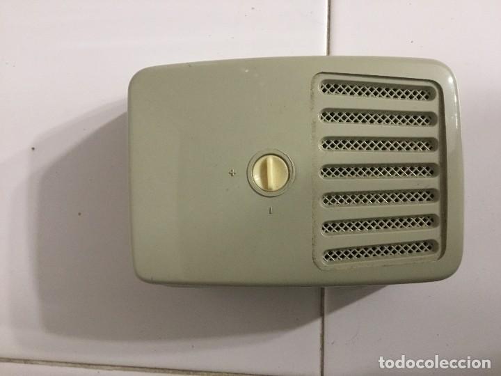 Teléfonos: Timbre supletorio gris de la CTNE, actual Telefónica - Foto 2 - 112321483