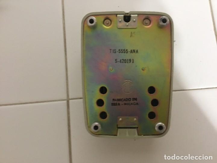 Teléfonos: Timbre supletorio gris de la CTNE, actual Telefónica - Foto 3 - 112321483