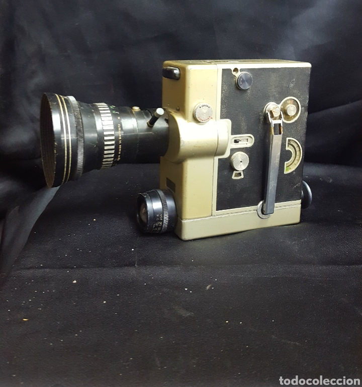 Antigüedades: Proyector de super 8 - Foto 7 - 112481446