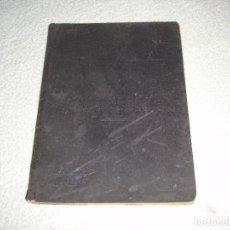 Antigüedades: INSTRUCCIONES PARA BORDAR CON LA MAQUINA SINGER PARA COSER - SRTA DEL ARO 1911. Lote 112494015
