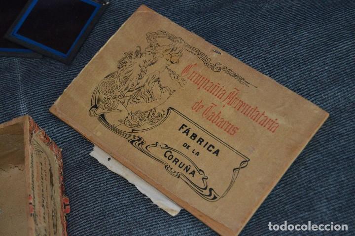 Antigüedades: VINTAGE - GRAN LOTE DE 67 CRISTALES CON FOTOGRAFÍA DE LINTERNA MÁGICA - AÑOS 60 - HAZ OFERTA - Foto 3 - 112508731