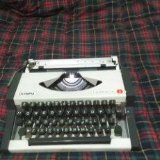 Antigüedades - Máquina de escribir Olympia Traveller de luxe - 111665799