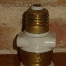 Antigüedades: CASQUILLO LADRON DE PORCELANA SIMON.. Lote 112807635