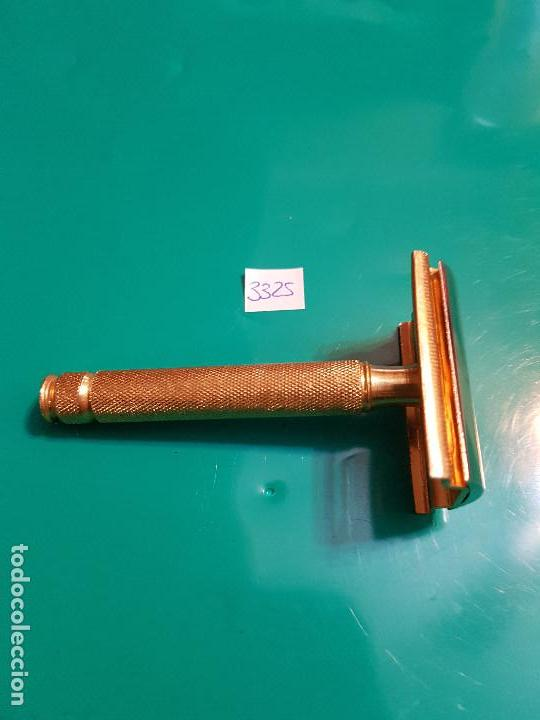 MAQUINILLA DE AFEITAR, PALMERA (Antigüedades - Técnicas - Barbería - Maquinillas Antiguas)