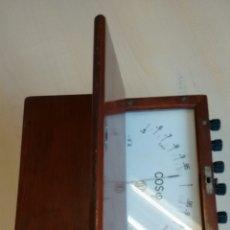 Equipo para medir coseno de fi. Siglo XIX-XX