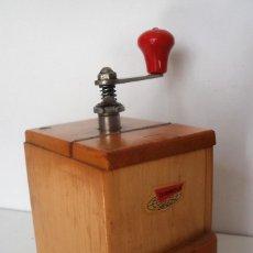 Antigüedades: ANTIGUO MOLINILLO DE CAFÉ LEINBROCK'S, MODELO 510. ALEMANIA. CA.1960.. Lote 113099743
