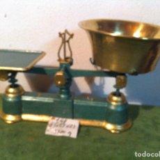 Antigüedades: BONITA BALANZA ALEMANA FUERZA 5 KG DE PRINCIPIOS D S. XX (B 143). Lote 113120807