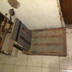 Antigüedades: BASCULA. Lote 113121930