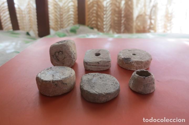 Antigüedades: Ponderales de plomo Iberos - Foto 2 - 147761316