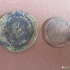 Antigüedades: PONDERALES IBEROS REDONDOS. Lote 113240667