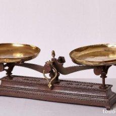 Antigüedades: BALANZA ROVERBAL PESO 30 KG. Lote 113277599